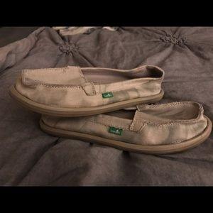 Sanuk shoes from Dillard's